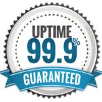 Kingdom Data 99 uptime guaranteed