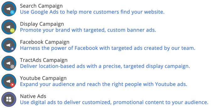 digital ad marketing campaign